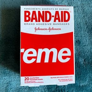 Supreme Band Aid adhesive bandages